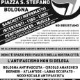 Sabato 5 aprile 2014 ore 16:00 presidio in piazza S. Stefano – Bologna a seguire aperitivo, cena popolare e musica a porta S.Stefano Noi resistiamo L'iniziativa di sabato 5 aprile […]