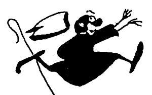 Venerdì 22 ore 20 Cena anticlericale e distribuzione di prodotti di Lupo Nero e Cianciana Calling a cura del Giaz