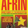 Venerdì 23 marzo ore 17:30 Piazza del Nettuno, Bologna Invitiamo tutte e tutti a scendere in piazza per il popolo curdo contro l'aggressione della Turchia Invitiamo tutte e tutti a […]