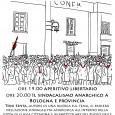 """Venerdì 12 aprile 2013 @ circolo anarchico C. Berneri piazza porta S.Stefano 1 Bologna ore 19.30 aperitivo libertario a seguire """"Correnti libertarie nel sindacalismo a Bologna – Le Camere del […]"""