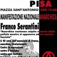 L'assemblea del circolo Berneri ha deciso di aderire alla manifestazione e saremo tutt* a Pisa. Di seguito riportiamo l'appello dei compagni e delle compagne toscane. A quarant'anni dalla morte di […]