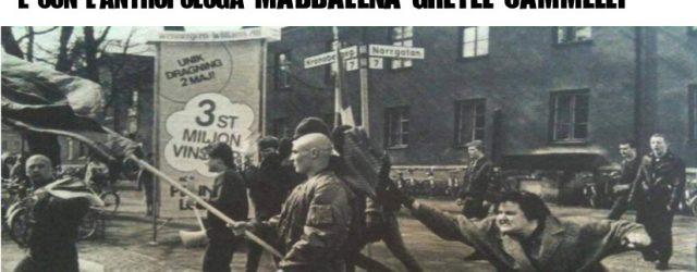 A VOLTE RITORNANO… (… o non sono mai andati via?) VECCHI E NUOVI FASCISMI A CONFRONTO Cosa accomuna e cosa divide il ventennio mussoliniano e i neofascisti di Casapound e […]