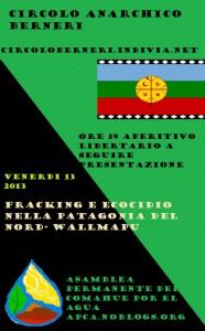 ecocidio in Patagonia