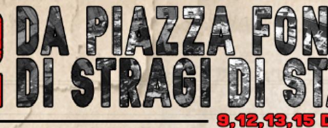 – Lun 9 dic h. 19.00 Inaugurazione Mostra sulla Strage di Piazza Fontana + Cena benefit Berneri per Decreti Sicurezza – Gio 12 dic h. 16:30 Incontro con student* del […]