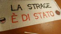 """A trentotto anni dalla strage alla stazione saremo in piazza dietro alla striscione """"La strage è di Stato!"""", condividendo e distribuendo il volantino del coordinamento antifascista Murri che qui riproduciamo: […]"""
