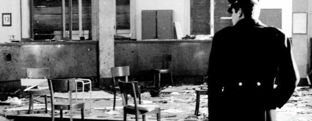 50-40 Freccia Nera Milano-Bologna. La stagione delle bombe Il 12 dicembre 1969, 50 anni fa, la bomba alla Banca Nazionale dell'Agricoltura apriva una stagione di attentati di mano fascista, che […]